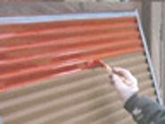 鉄部、木部塗装